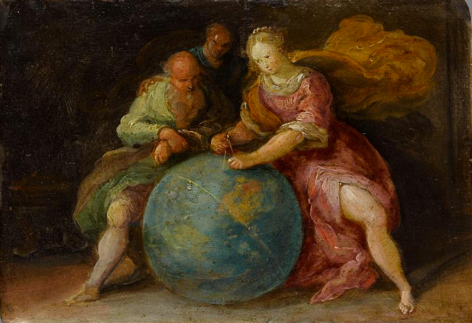 Francken le Jeune - le temps et la fortune dominant le monde.png
