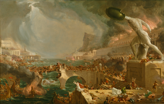 Thomas Cole The Destruction of Empire.png