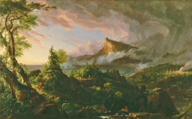 Thomas Cole The Savage State.png