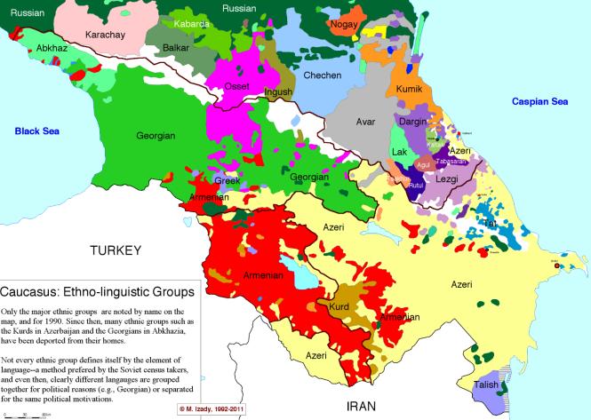 15 Groupes ethnico-linguistiques au Caucase.png