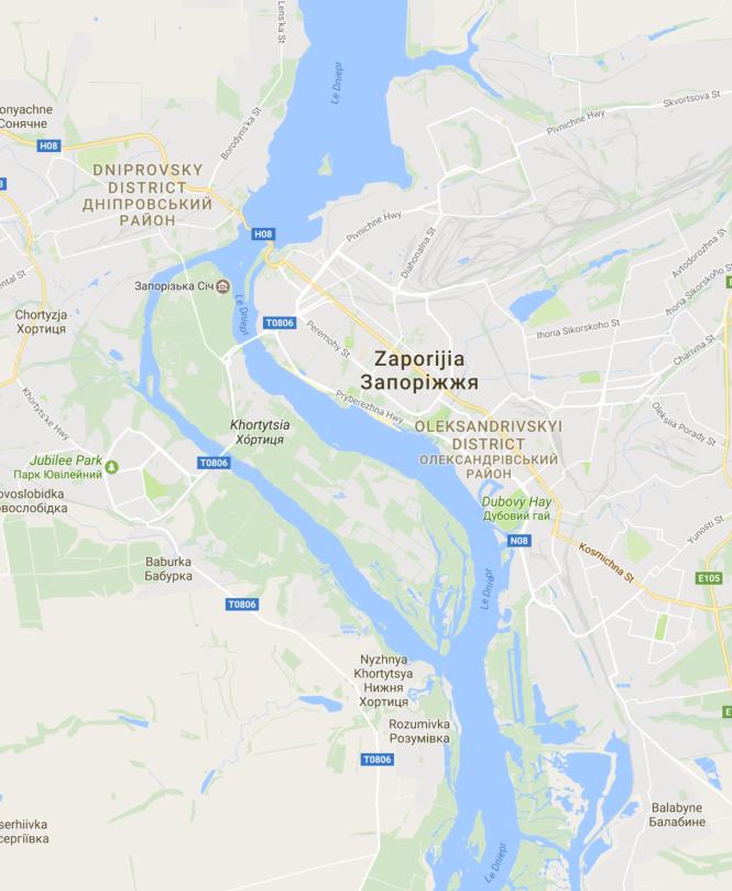 20-5l Sicz, centre principal des Cosaques zaporogues.png