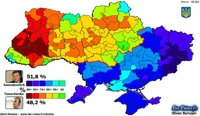 21a Les résultats de l'élection présidentielle de 2010 en Ukraine.png