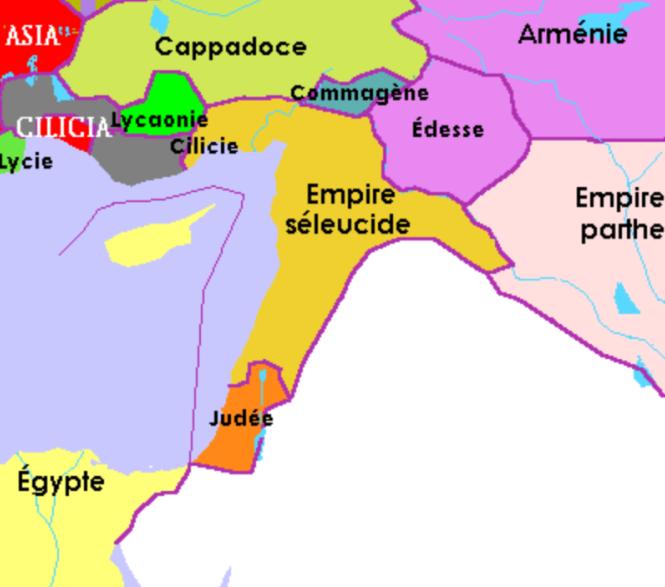 d L'Empire séleucide à sa fin vers 90 ajc.png