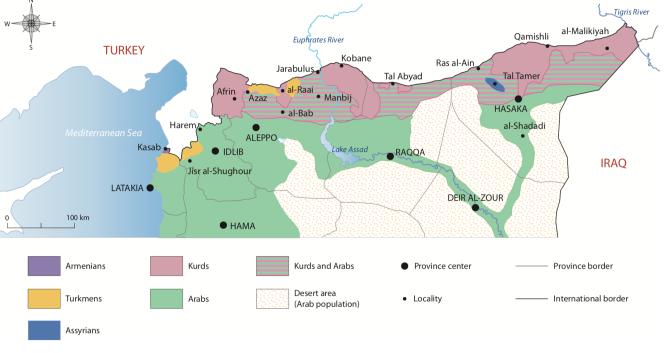 Dispersions ethniques en Syrie.png
