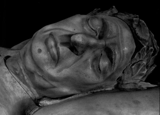 Bernardo Rossellino, monument funéraire de Leonardo Bruni.png