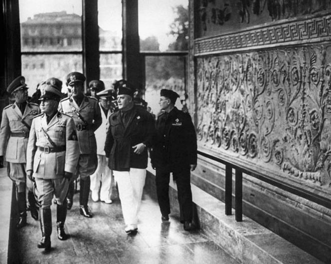 Inauguration du Musée de l'Ara Pacis en 1938 2.png