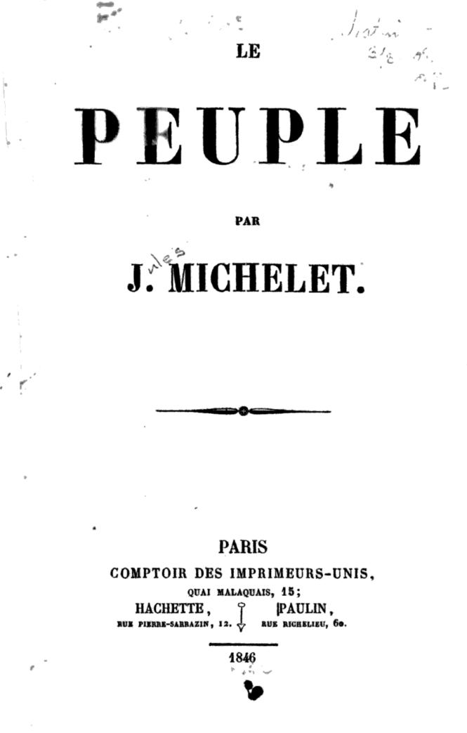 Le Peuple de Michelet - éd. 1846.png