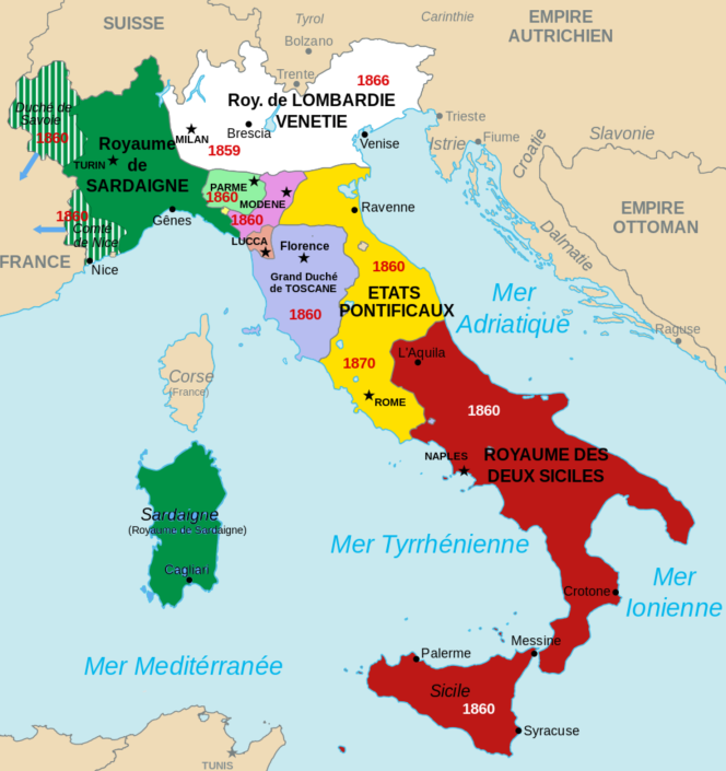 Les étapes de la constitution du Royaume d'Italie.png