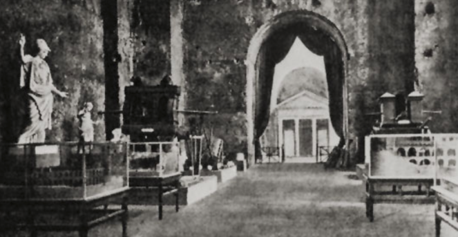 Mostra archeologica de 1911 aux Termes de D.png