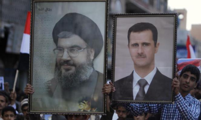 En Syrie ou au Liban, manifestation il y a quelques années.png