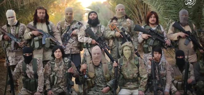 Jihadistes ouïghours en Syrie.png