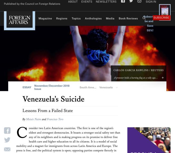 Assassinat présenté comme un suicide du Venezuela.png