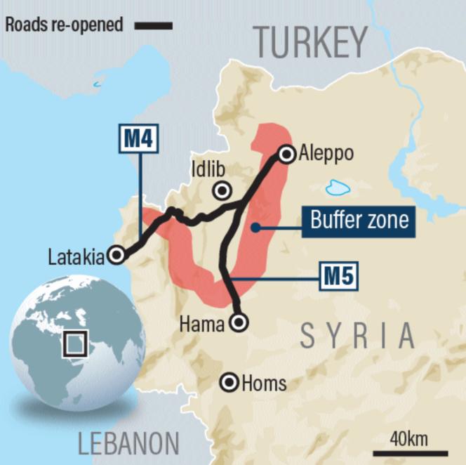 Syrie, les autoroutes M4 et M5.png