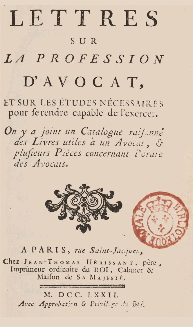 Camus, Lettres sur la profession d'avocat.png