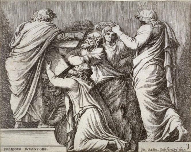 gravure de Galestruzzi d'après Polidoro da Caravaggio.png
