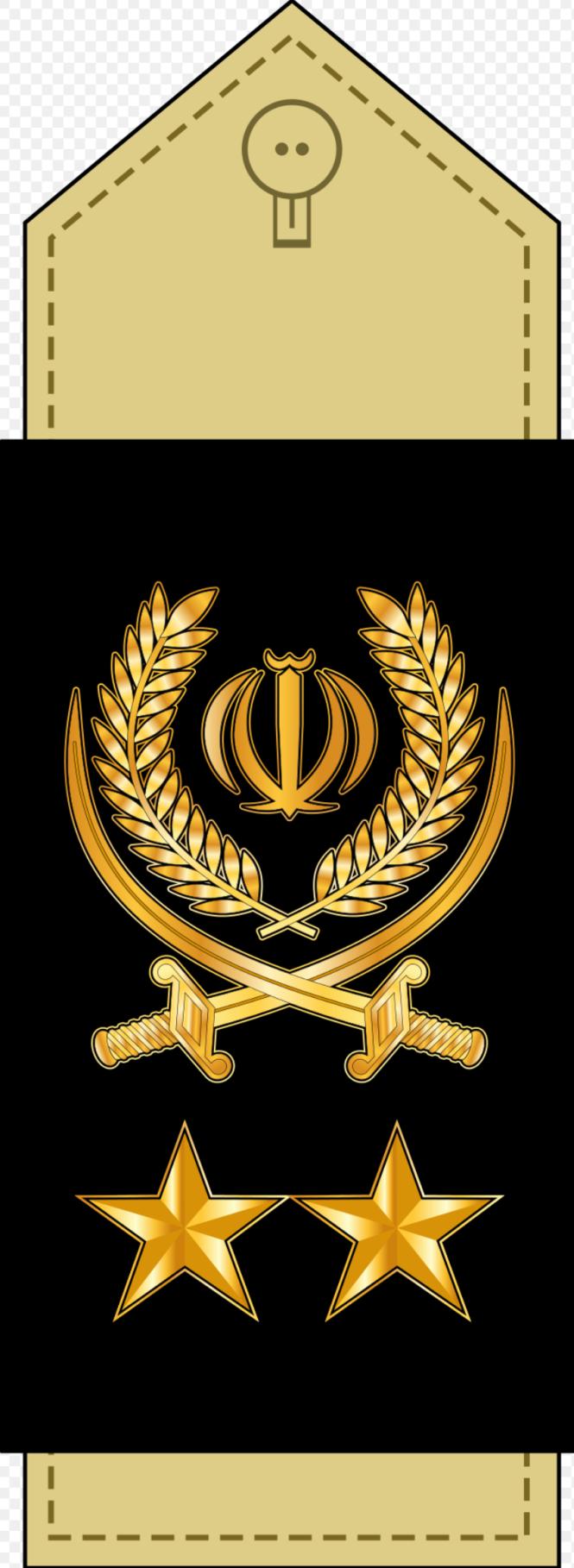 Insigne d'épaule de général dans l'armée iranienne.png