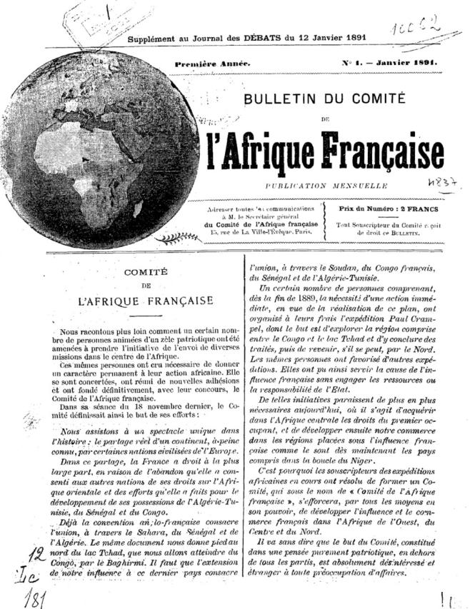 62 Manifeste de création du Comité de l'Afrique française.png