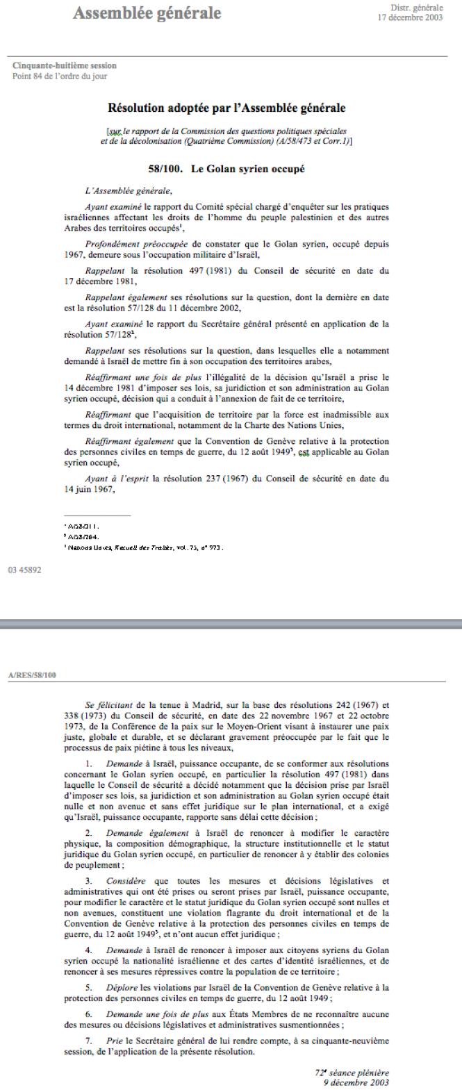 AGNU Résolution 9 XII 2003.png